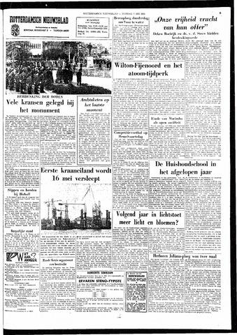 Rotterdamsch Nieuwsblad / Schiedamsche Courant / Rotterdams Dagblad / Waterweg / Algemeen Dagblad 1964-05-05