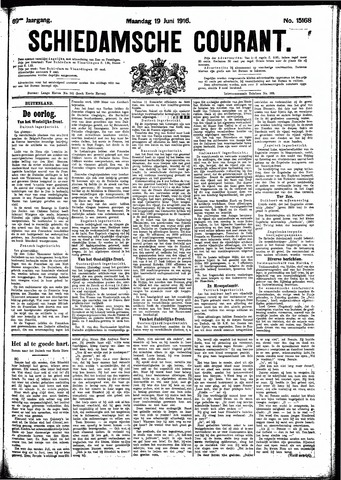 Schiedamsche Courant 1916-06-19