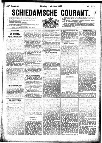 Schiedamsche Courant 1916-10-17