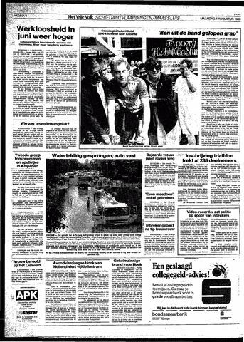 Het Vrije volk 1988-08-01