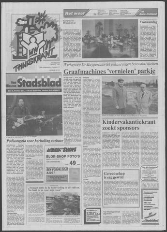 Het Nieuwe Stadsblad 1988-03-02
