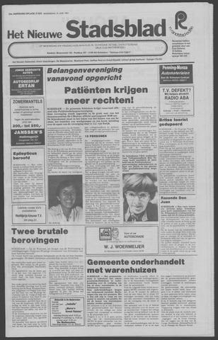 Het Nieuwe Stadsblad 1981-06-10