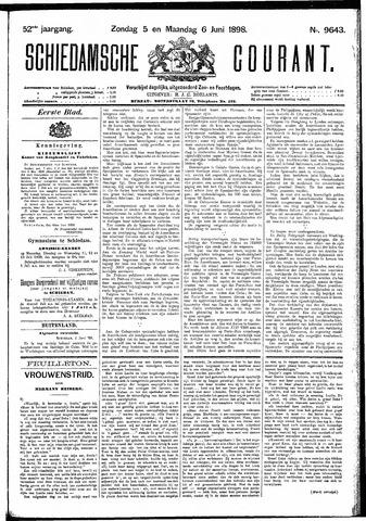 Schiedamsche Courant 1898-06-06
