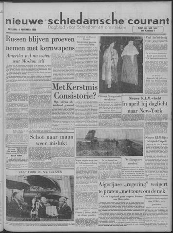 Nieuwe Schiedamsche Courant 1958-11-08