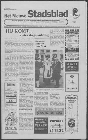 Het Nieuwe Stadsblad 1971-11-17