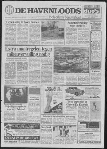 De Havenloods 1986-11-27
