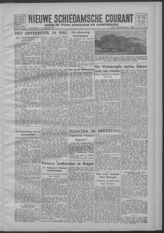 Nieuwe Schiedamsche Courant 1946-01-10