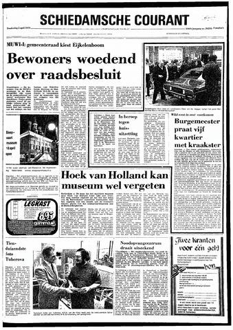 Rotterdamsch Nieuwsblad / Schiedamsche Courant / Rotterdams Dagblad / Waterweg / Algemeen Dagblad 1979-04-05