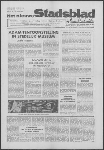 Het Nieuwe Stadsblad 1962-11-21