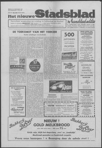 Het Nieuwe Stadsblad 1961-12-15