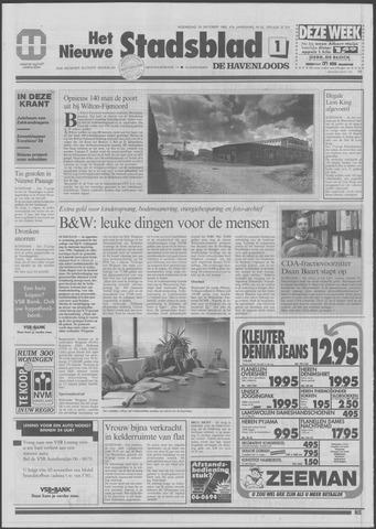 Het Nieuwe Stadsblad 1995-10-18