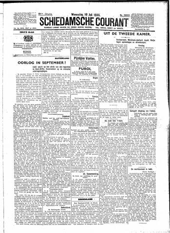 Schiedamsche Courant 1935-07-10