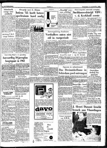 Trouw / De Rotterdammer 1962-08-15