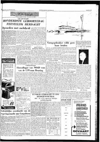 Rotterdamsch Nieuwsblad / Schiedamsche Courant / Rotterdams Dagblad / Waterweg / Algemeen Dagblad 1959-01-14