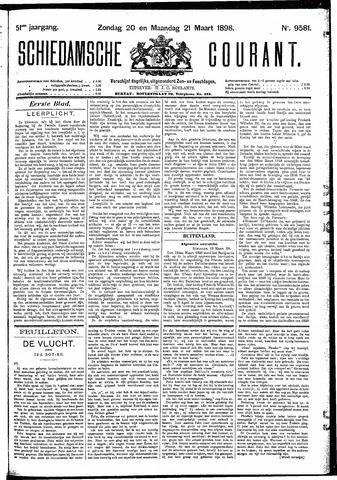 Schiedamsche Courant 1898-03-21