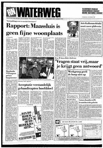 Rotterdamsch Nieuwsblad / Schiedamsche Courant / Rotterdams Dagblad / Waterweg / Algemeen Dagblad 1987-11-04