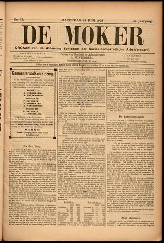 De Moker 1905-06-24