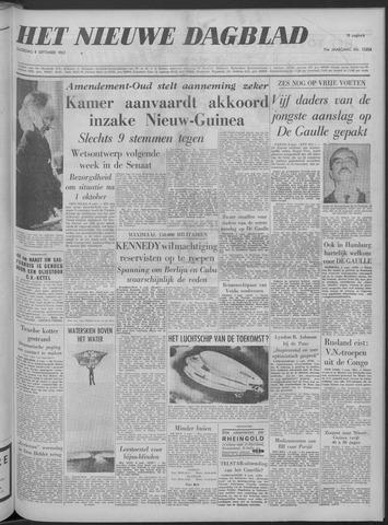 Nieuwe Schiedamsche Courant 1962-09-08