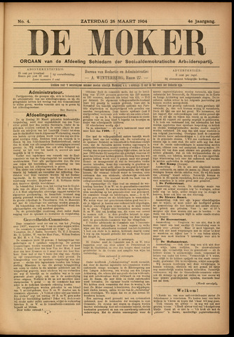 De Moker 1904-03-26