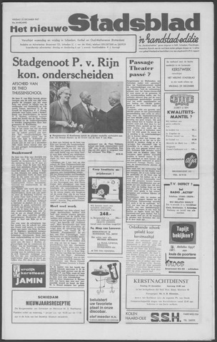 Het Nieuwe Stadsblad 1967-12-22