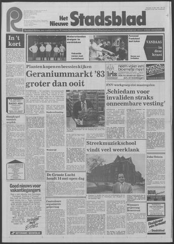 Het Nieuwe Stadsblad 1983-05-13