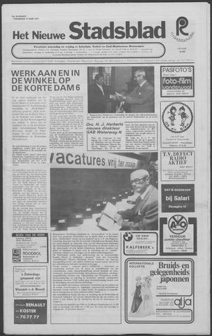 Het Nieuwe Stadsblad 1973-06-13