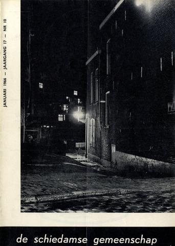 Schiedamse Gemeenschap (tijdschrift) 1966-01-01