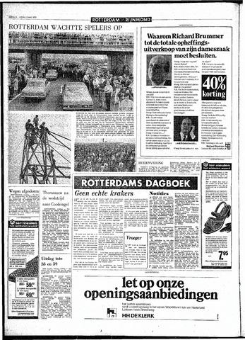 Rotterdamsch Parool / De Schiedammer 1970-05-08