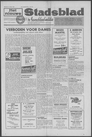 Het Nieuwe Stadsblad 1960-04-15