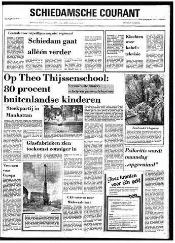 Rotterdamsch Nieuwsblad / Schiedamsche Courant / Rotterdams Dagblad / Waterweg / Algemeen Dagblad 1979-05-08