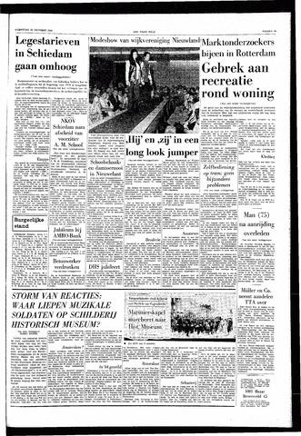 Het Vrije volk 1969-10-22