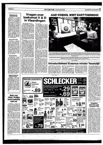 Het Vrije volk 1990-01-22