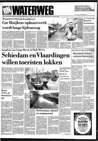 Rotterdamsch Nieuwsblad / Schiedamsche Courant / Rotterdams Dagblad / Waterweg / Algemeen Dagblad 1985-12-30
