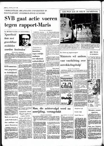 Rotterdamsch Parool / De Schiedammer 1968-05-13