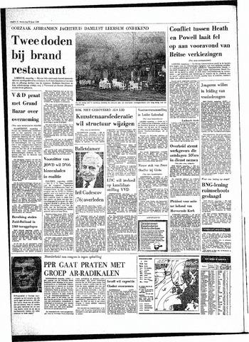 Rotterdamsch Parool / De Schiedammer 1970-06-15