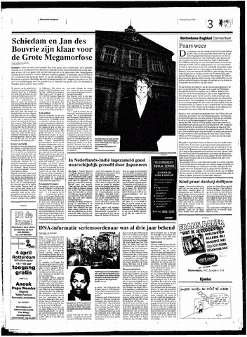 Rotterdamsch Nieuwsblad / Schiedamsche Courant / Rotterdams Dagblad / Waterweg / Algemeen Dagblad 1998-03-27