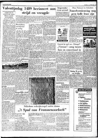 Trouw / De Rotterdammer 1963-02-19