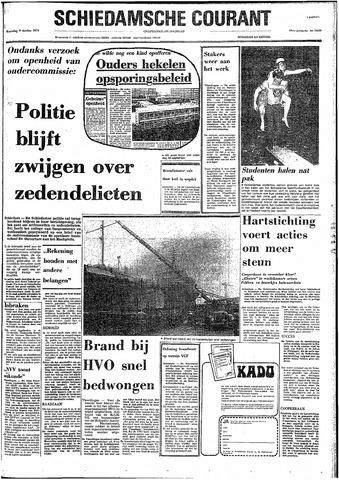 Rotterdamsch Nieuwsblad / Schiedamsche Courant / Rotterdams Dagblad / Waterweg / Algemeen Dagblad 1974-10-09