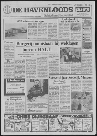 De Havenloods 1988-01-07