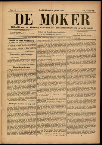 De Moker 1904-06-18
