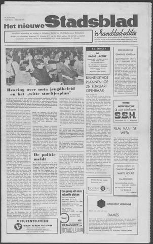 Het Nieuwe Stadsblad 1970-02-04