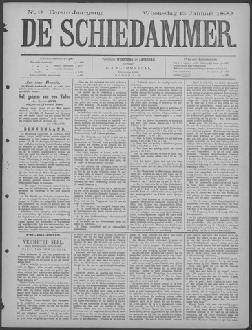 De Schiedammer 1890-01-15