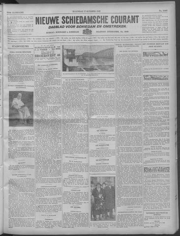 Nieuwe Schiedamsche Courant 1932-10-17