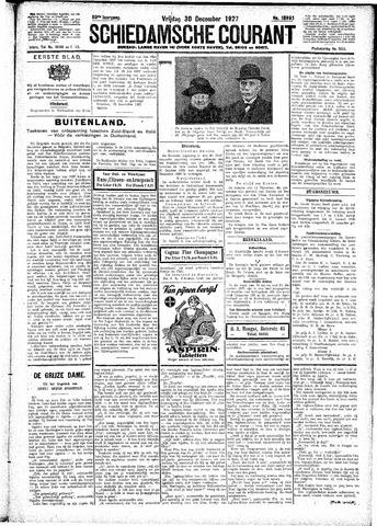 Schiedamsche Courant 1927-12-30