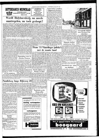 Rotterdamsch Nieuwsblad / Schiedamsche Courant / Rotterdams Dagblad / Waterweg / Algemeen Dagblad 1964-03-25