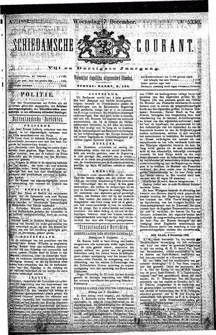 Schiedamsche Courant 1881-12-07