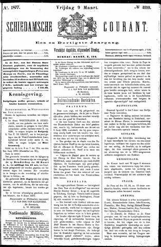 Schiedamsche Courant 1877-03-09