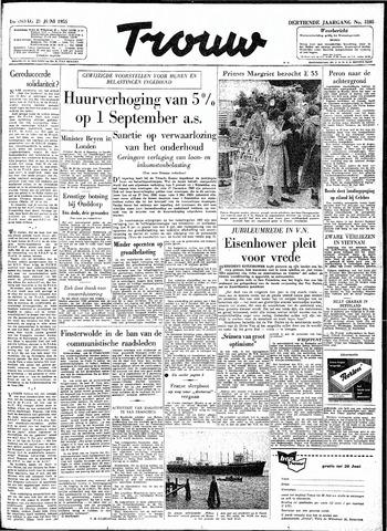 Trouw / De Rotterdammer 1955-06-21
