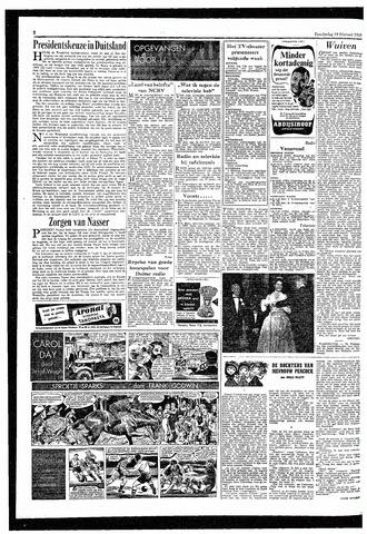 Rotterdamsch Parool / De Schiedammer 1959-02-19