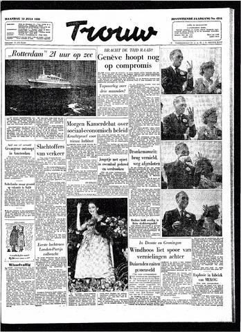 Trouw / De Rotterdammer 1959-07-13